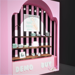 Vendor Booth [PINK]