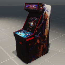 Mortal Kombat 3 Arcade Machine