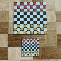 CHECKERS - DYNAMIC GAME TOOLS