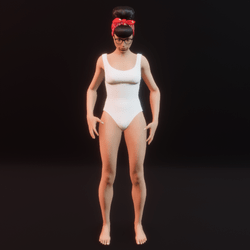 model pose 02 (static)