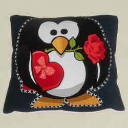 Pillow Penguin