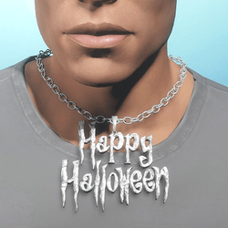 Halloween Necklace (Male)