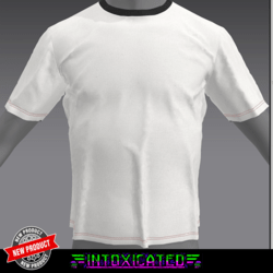 [INTOXICATED] white T