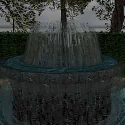 Water Fountain Jet-Proj02