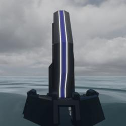 Building 2. sci-fi