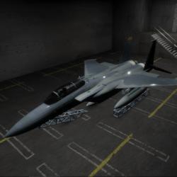 F15 Jet Airplane