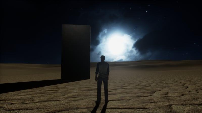 Monolith Desert WIP