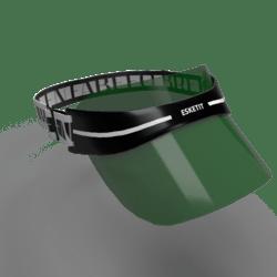 Visor green