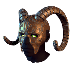 Loki Mask (male)