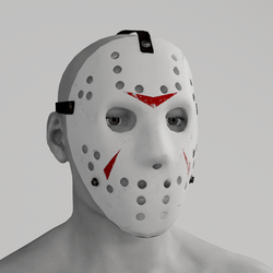 Killer Mask White