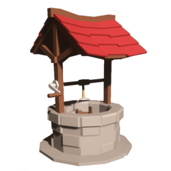 Rustic Well