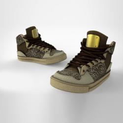 HG LouiiHigh Sneakers