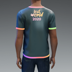 Lost World - 2020 T-Shirt Emissive