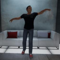 Ballet Dance 5 (Male)