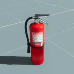Fire Extinguisher (new)