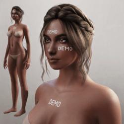 Alina - Avatar - Dark - DEMO