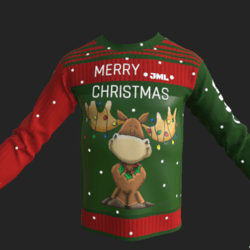 SWEATER CHRISTMAS MALE