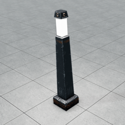 Tech Pylon | Light