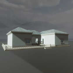 HOUSE,GROUND FLOOR