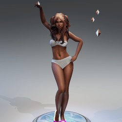 Sexy Model Pose 3