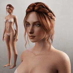 Alina - Avatar - Freckles