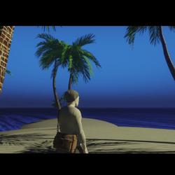 Small Sand Isle