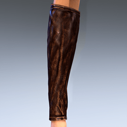 Sleeves Addon Steampunk Leather