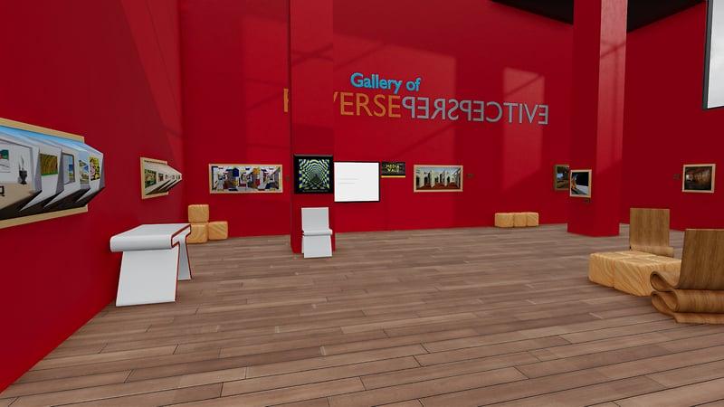 Gallery Of 3D Reverspective Art