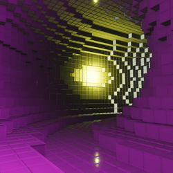 3D ENVRIONMENT STRUCTURE  (INTERIOR LIGHTS EDIT TO ANY COLOR)please read description