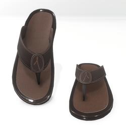 Thong sandals for male AV 2 -  brown