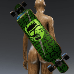 "LONG BOARD ""MONSTER"""