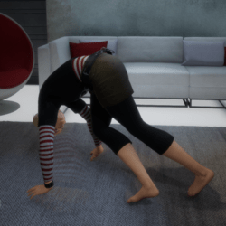 Breakdance Fail (Female)