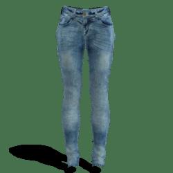AV2 - Female Low Waist Slim Jeans