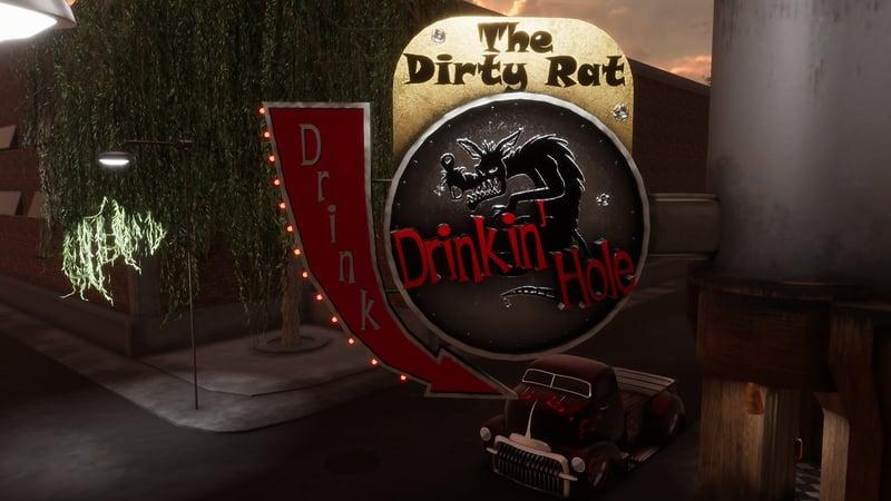 The Dirty Rat Drinkin' Hole (Slatanic Mechanic)