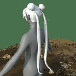 Sailor Moon Hair Inspired Hair
