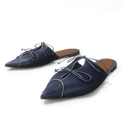 AV 2.0   Rome - Flat mules  in blue