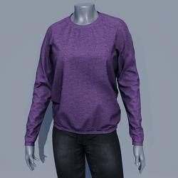 Women Sweater - Purple Grape