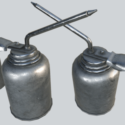 Oil Can A