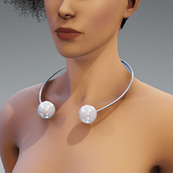 Modern sphere pendant