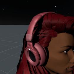 Headphones XL F