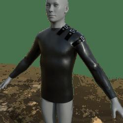 Goth Male Shirt