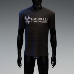 Umbrella Corporation T-Shirt Black