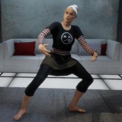 Ballet Dance 5 (Female)