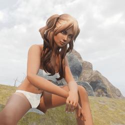 Sexy Model Pose 15
