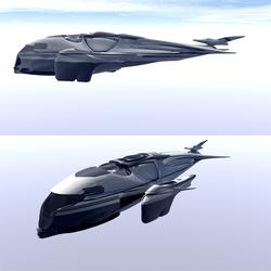 Sun Glyder ship