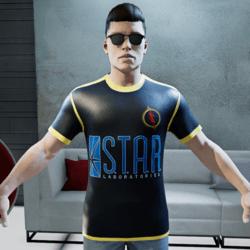 Star Labs Team Flash T- Shirt