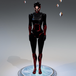 Mannequin Robot Female