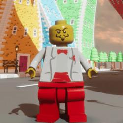 Mr Brickman