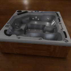 Jacuzzi Hot Tub - XRStudio