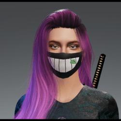 MintyFresh Mask